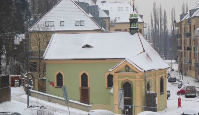 kostel u ježíška plzeň