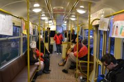 Tříkrálová tramvaj 2018