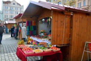 Velikonoční trhy v Plzni