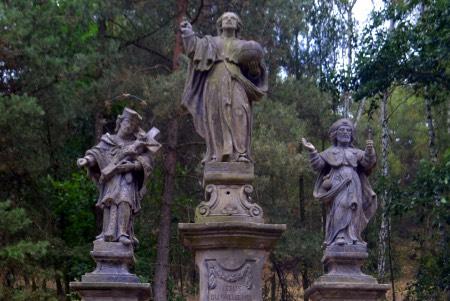 sousoší svatých