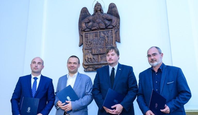 koalice v Plzni