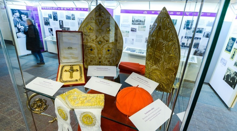 kardinál beran výstava