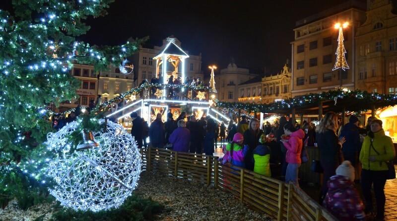 Advent v Plzni