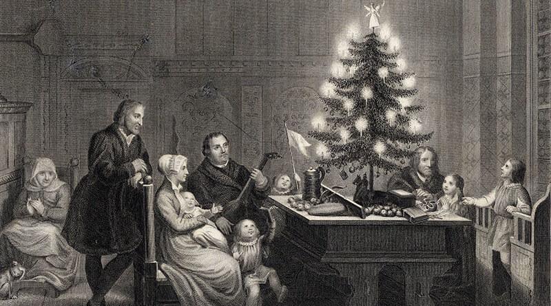 vánoce 1860
