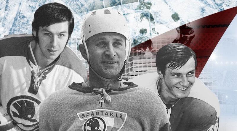 90 let hokeje v Plzni