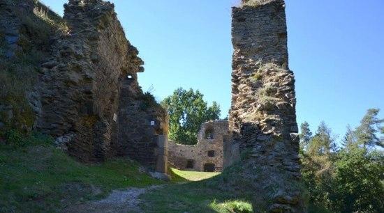 hrad buben