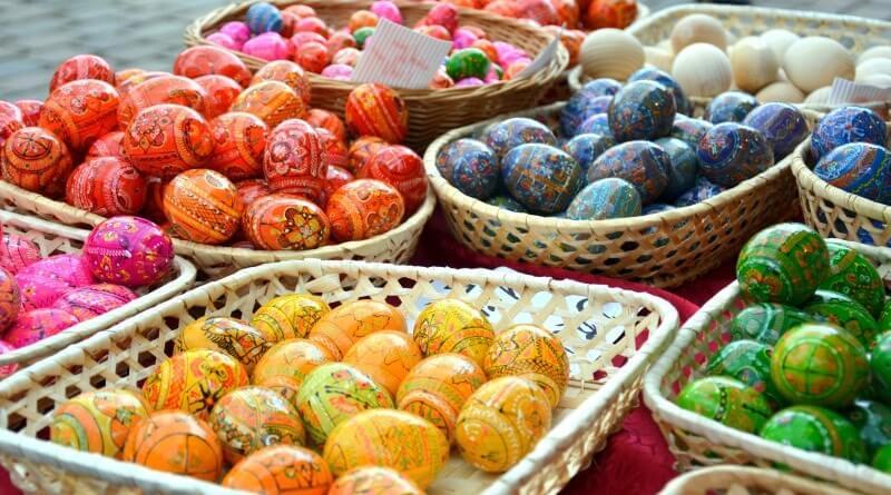 Trhovou sezónu v Nepomuku zahájí Velikonoční jarmark