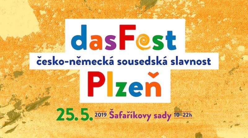 Do Plzně míří česko-německá sousedská slavnost dasFest. Vystoupí i energií nabitá kapela Mydy Rabycad