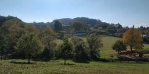 Pohled na sousední Nezdice