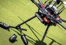 Senzory umístěné pomocí dronů pomohou hasičům efektivně zasahovat v krizových situacích