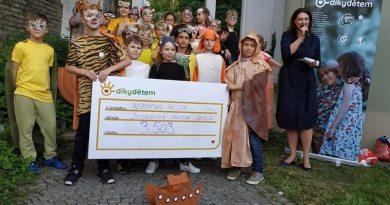 Projekt Díky dětem chce pomáhat i vroce 2021