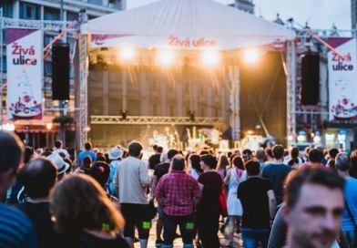 Živá ulice 2019 promění centrum Plzně vmísto plné hudby, divadla i dobrého jídla