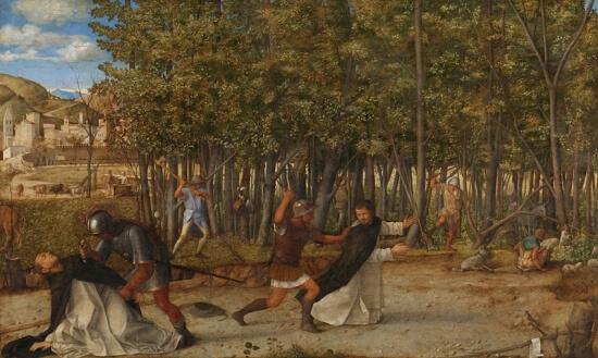 křížáci ve Francii