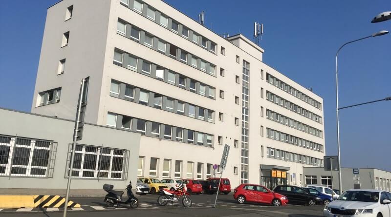budova magistrátu