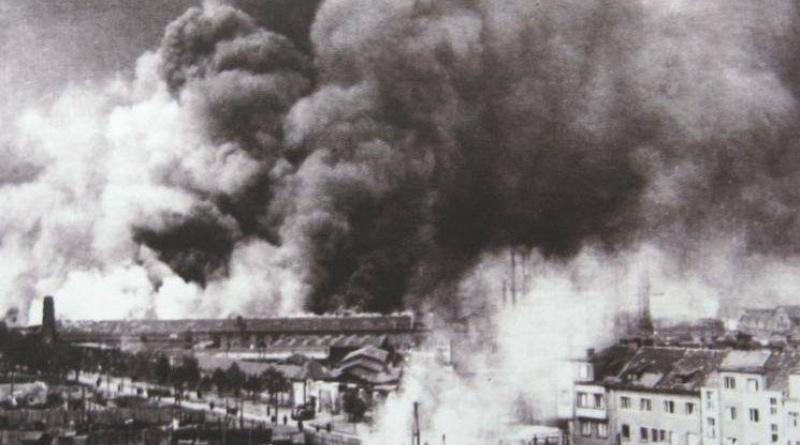 Bomby na Plzeň