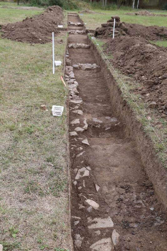 Archeologický průzkum vLetech