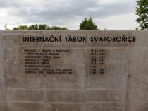 Internační tábor Svatobořice