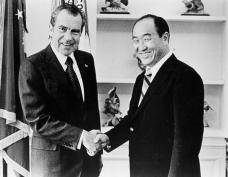 Moon s prezidentem Nixonem