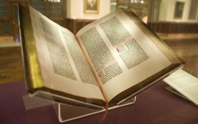 Kopie Gutenbergovy bible
