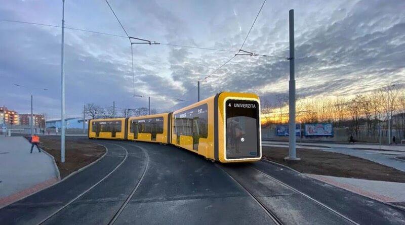 tramvaj 2050