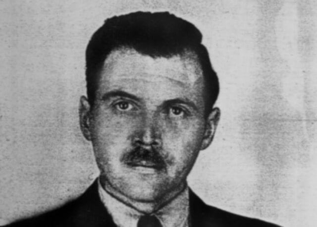 Mengele vroce 1956