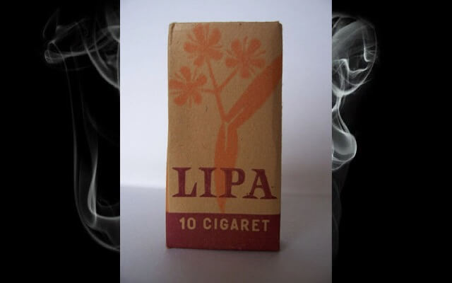 cigarety lípa