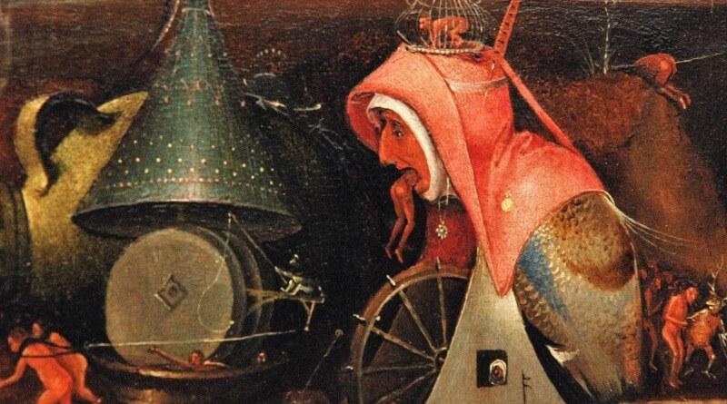 odsouzenec ve středověku