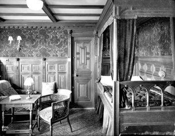 Luxusní interiér Titanicu
