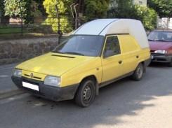 Škoda Favorit Pickup