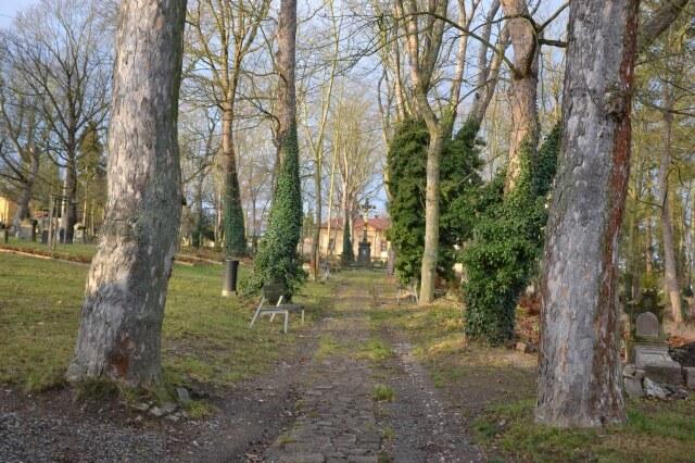 hřbitov všech svatých