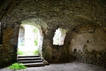 Zřícenina hradu Roupov
