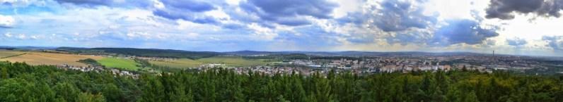 Výhled z Chlumu