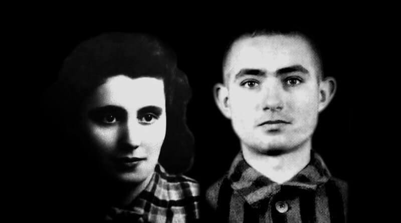 Mala Zimetbaum a Edek Galinski