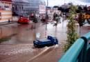 Při povodních v srpnu 2002 protékala Plzní tisíciletá voda