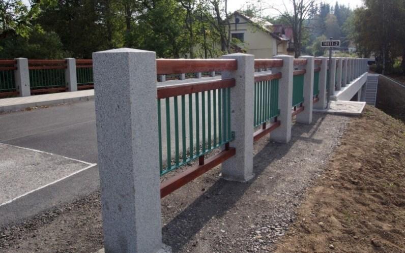 most v Prášilech