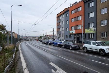 ulice uTrati