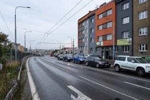 ulice u Trati