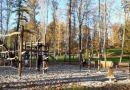 Další etapa obnovy Lochotínského parku byla dokončena