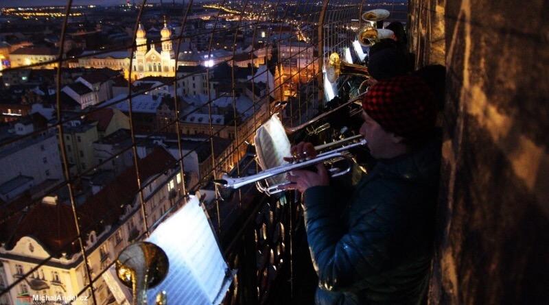 Koncert z věže
