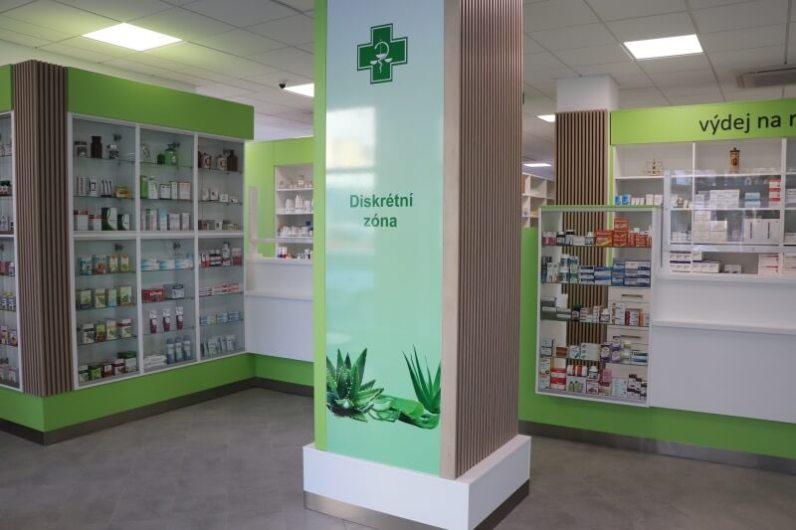 Lékárna FN Bory