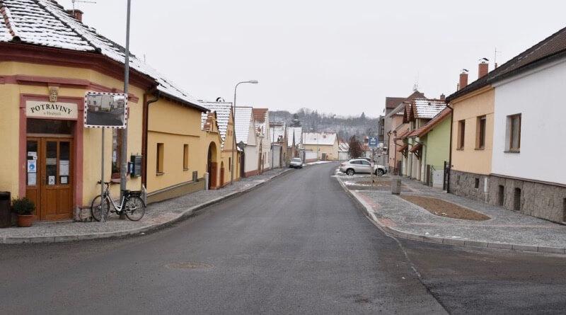 Ulice Na Rychtě