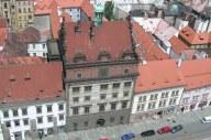 Radnice v Plzni.