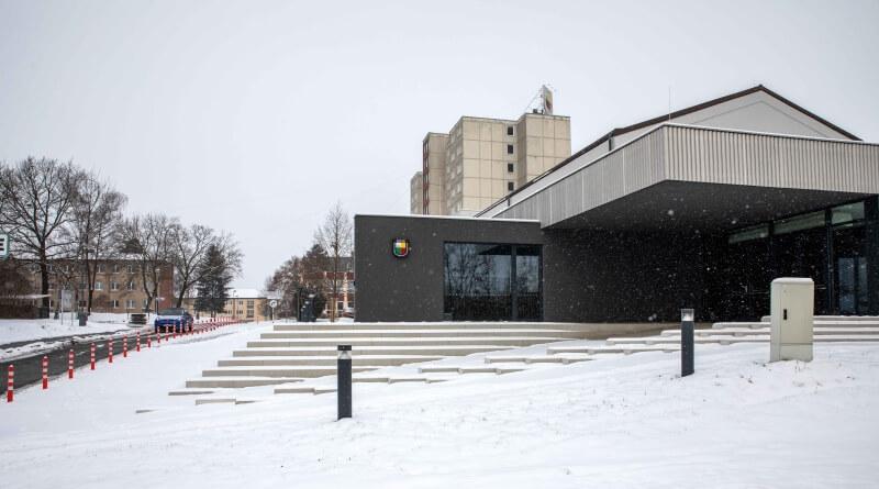 Očkovací centrum Plzeň Skvrňany