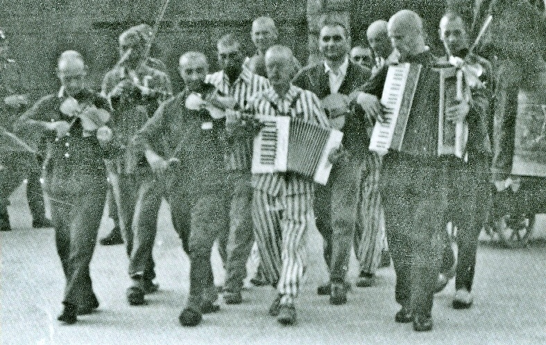 Lágrová kapela v Mauthausenu