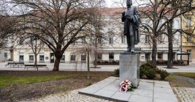 Plzeň si připomněla hudebního velikána Bedřicha Smetanu