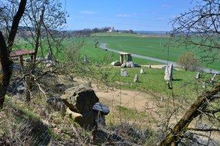 Srbické Stonehenge