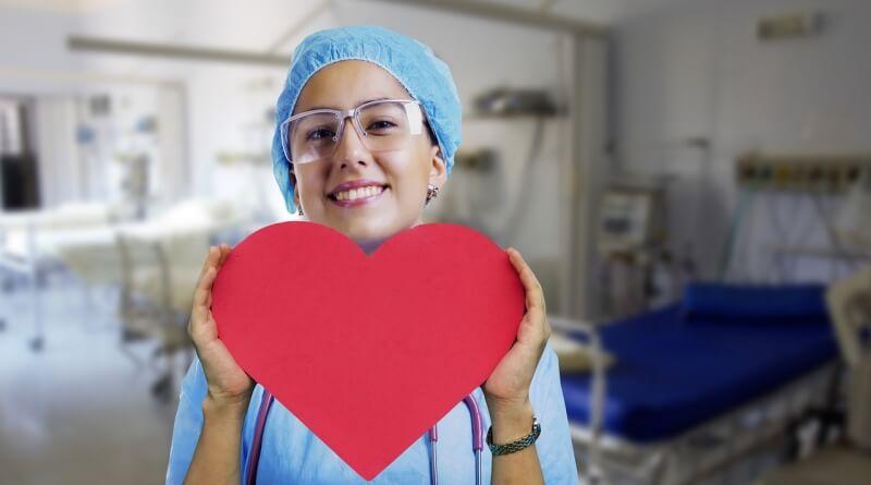 zdravotní sestra