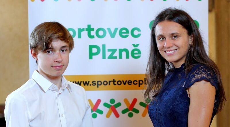 David Peterka a Linda Suchá