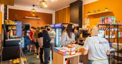 Moderní školní bufet ReFresh Bistro využívají plzeňští studenti na dvou místech