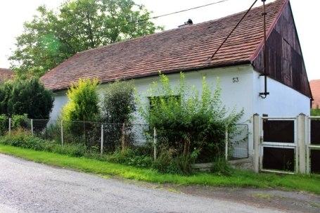 Dům, kde se Berka narodil